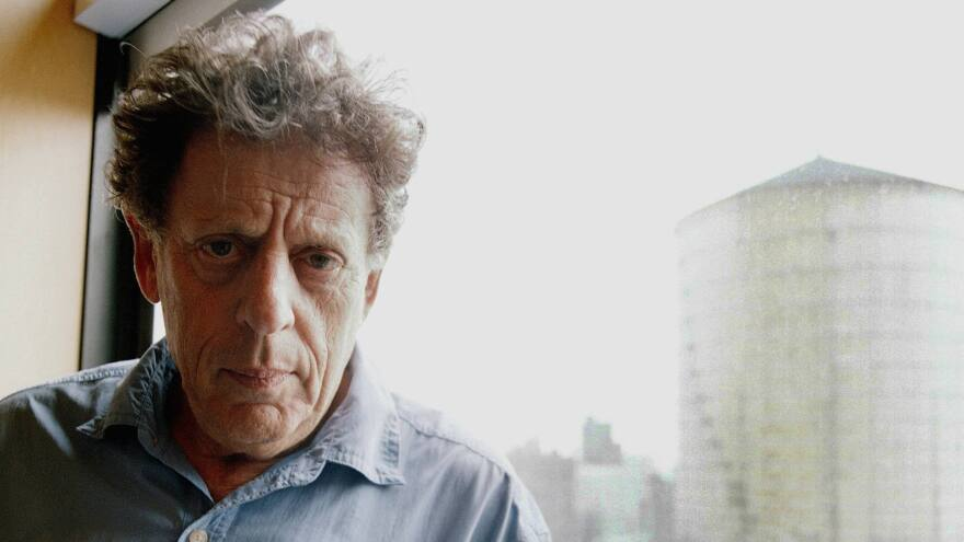 """I'm more and more coming to the idea,"" composer Philip Glass says, ""that it's the lineage and the connection to the past and the connection to the future — that is the real connection."""