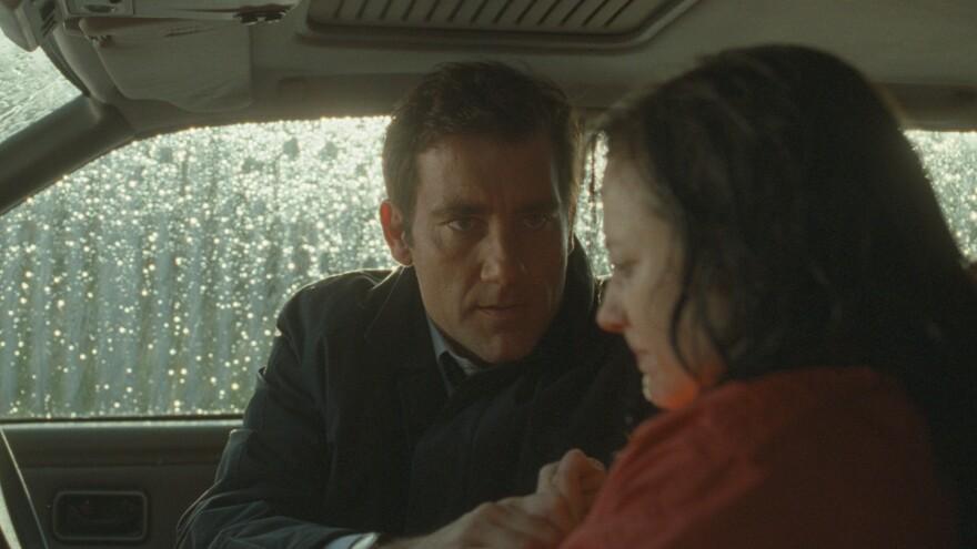 Clive Owen and Andrea Riseborough star in <em>Shadow Dancer, </em>a thriller set in Belfast.