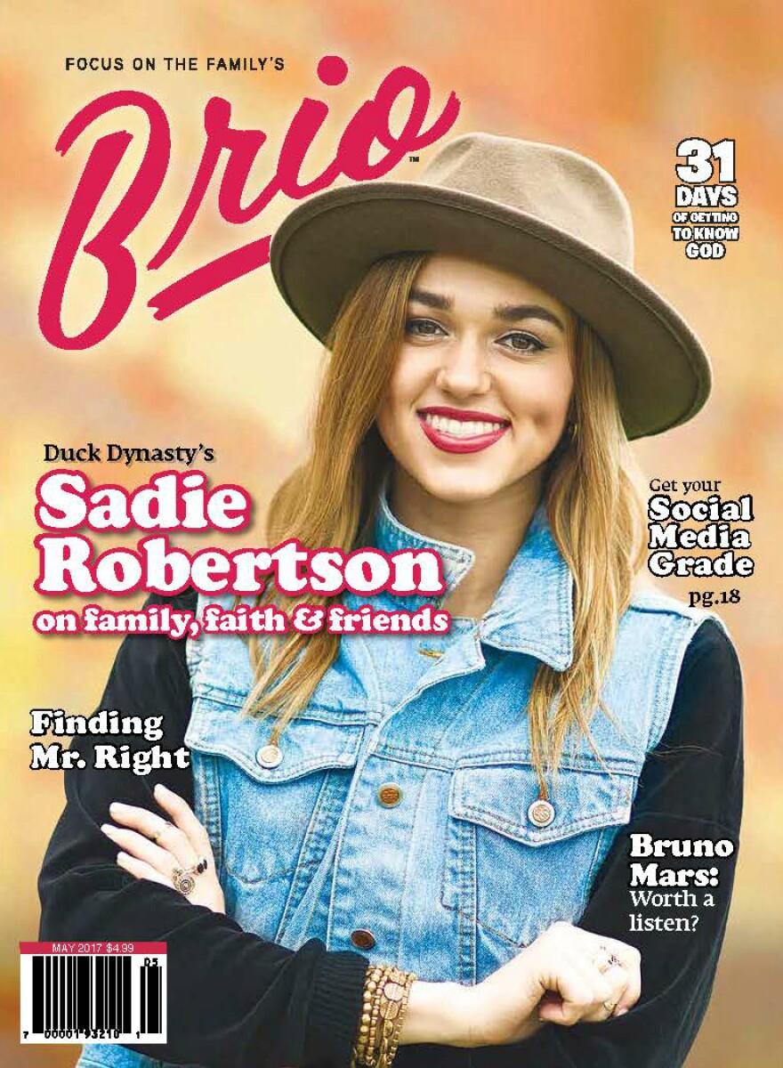 Brio's cover