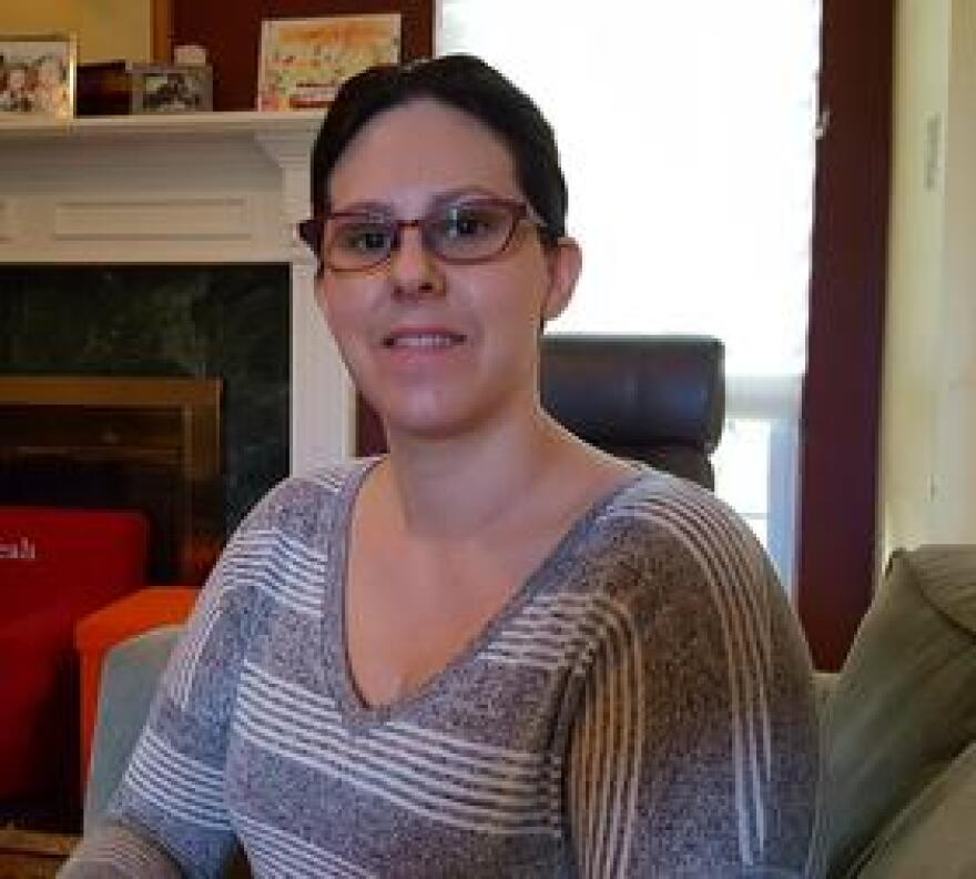 Melissa Bodenger, West Lake Hills mom