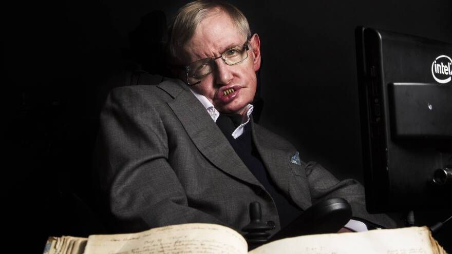 Famed physicist Stephen Hawking has agreed to make his doctoral thesis available for free download on Cambridge University's open access repository.