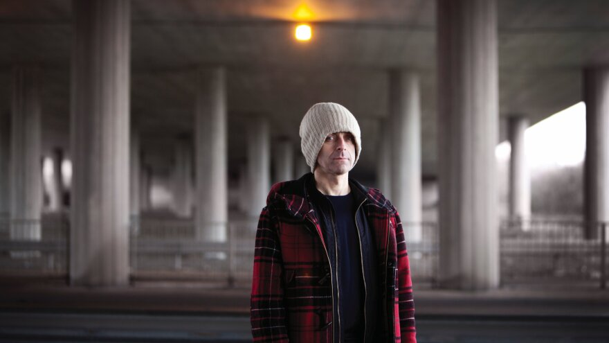Karl Hyde's debut solo album is titled <em>Edgeland</em>.