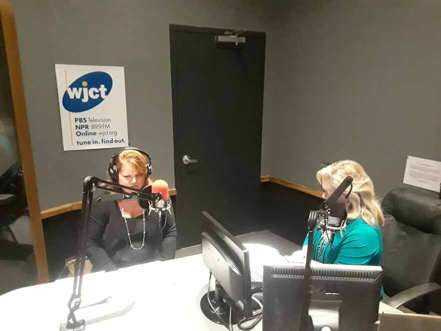 Florida Field Notes editor Lisa Grubba appeared Thursday on First Coast Connect with Melissa Ross.