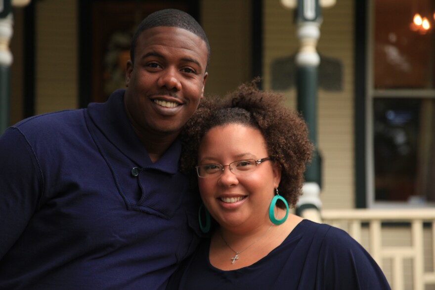 DeMarcus and Valerie Calhoun