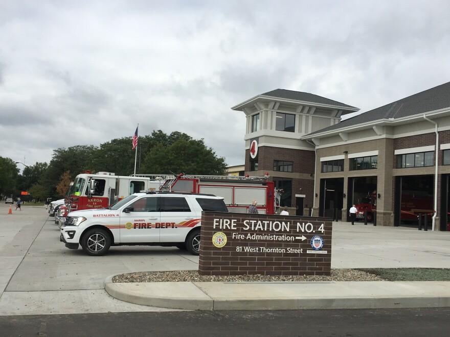 Akron Fire Station 4