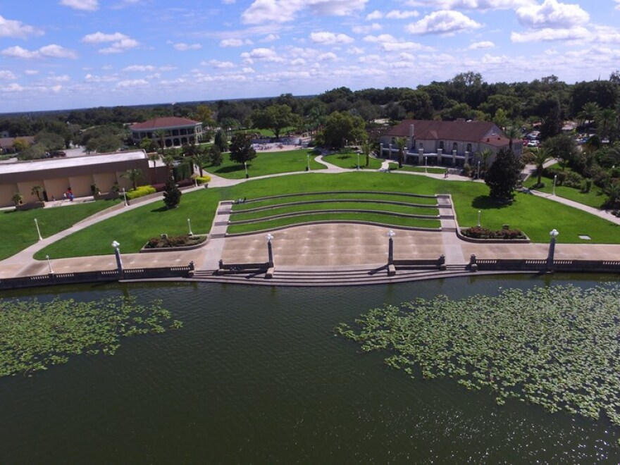 Lake Mirror Park, like other Lakeland parks, is reopening after city commissioners voted 6-1 in favor of that Monday. Concerns about too many people crowding into other open areas, violating safe distance guidelines, led to the decision.