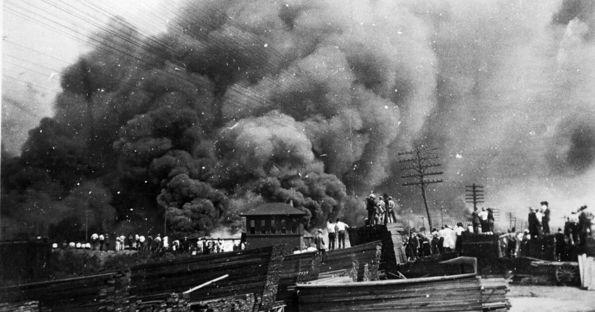 'The 1921 Tulsa Race Massacre: A Photographic History' With Dr. Karlos K. Hill