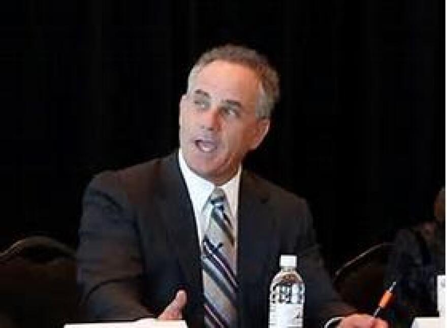 Bruce Rueben, President of the Florida Hospital Association