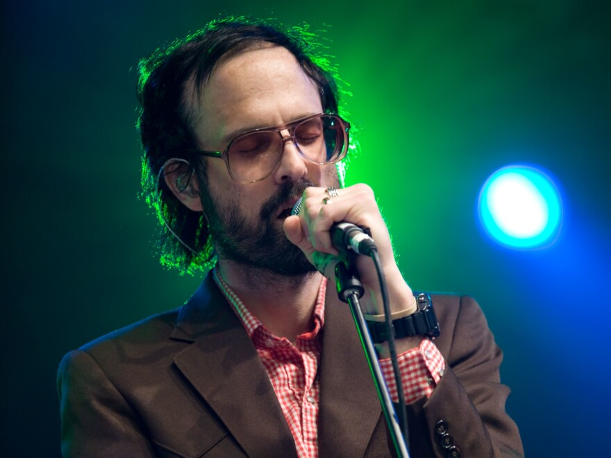 """""""If you think about it, it's almost like Dr. Seuss,"""" Beauty Pill's Chad Clark notes about one of David Berman's lyrics, """"if Dr. Seuss had become seriously depressed."""""""