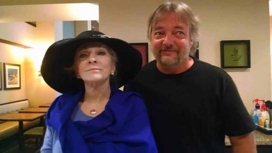 Judy Collins and Fred Migliore