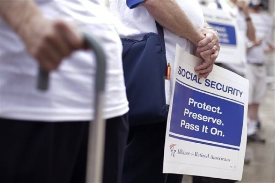 President Obama very likely made Democrats' midterm campaign messaging easier by dropping from his new budget a proposal that would have reduced the size of Social Security checks.