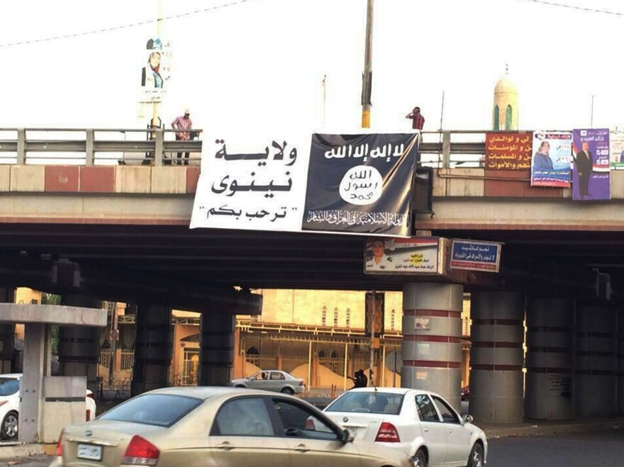 The Islamic State of Iraq and Syria runs a sophisticated social media strategy, which includes images like this one it posted from Mosul, Iraq, on June 12 after it took control of the city. Analysts say ISIS has succeeded in bringing professional acumen to the business of violent jihad.
