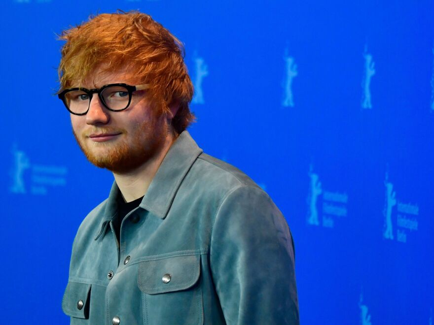"""Ed Sheeran's song """"Thinking Out Loud"""" is now the target of two lawsuits alleging similarities to Marvin Gaye's """"Let's Get it On"""" that infringe on copyright."""