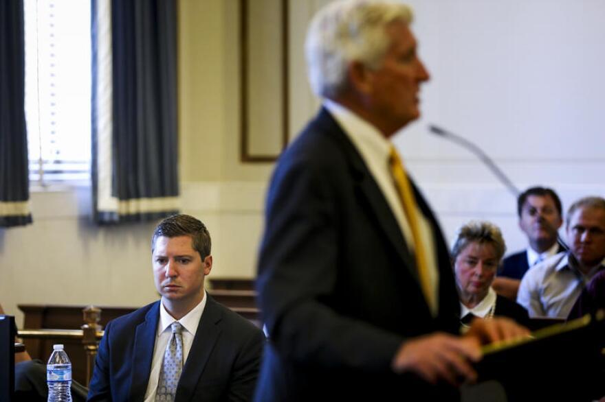 photo of Ray Tensing retrial
