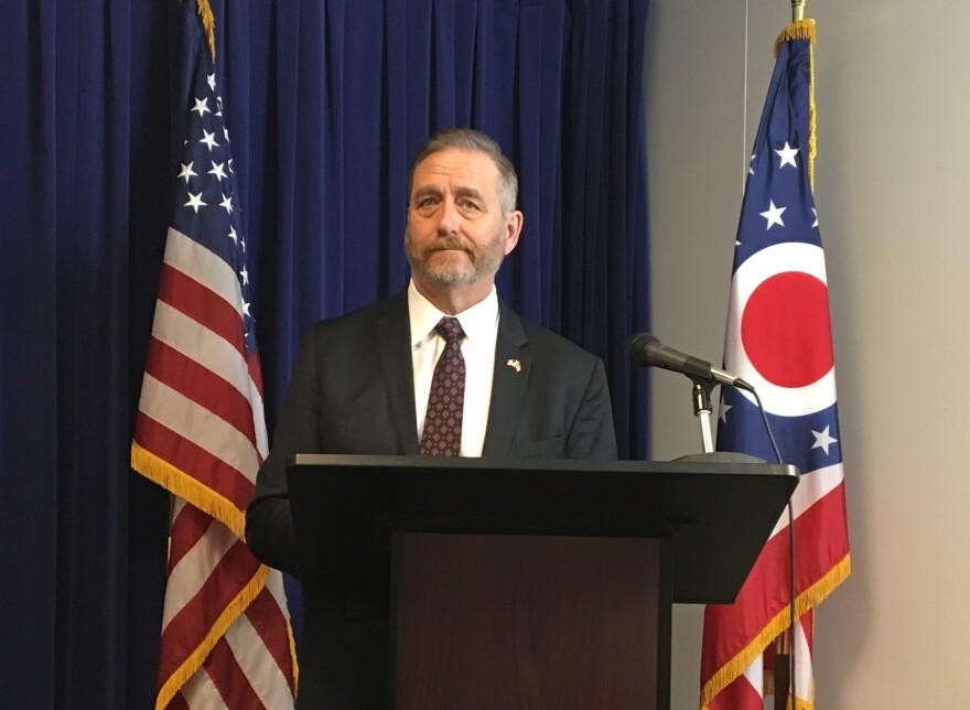 Attorney General Dave Yost (R-Ohio), 2019