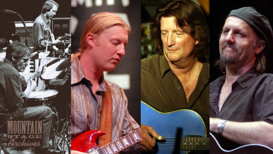 The Band, Derek Trucks Band, Chris Smither and Jimmy LaFave are just a few of the artists featured in this special covers edition of Mountain Stage.