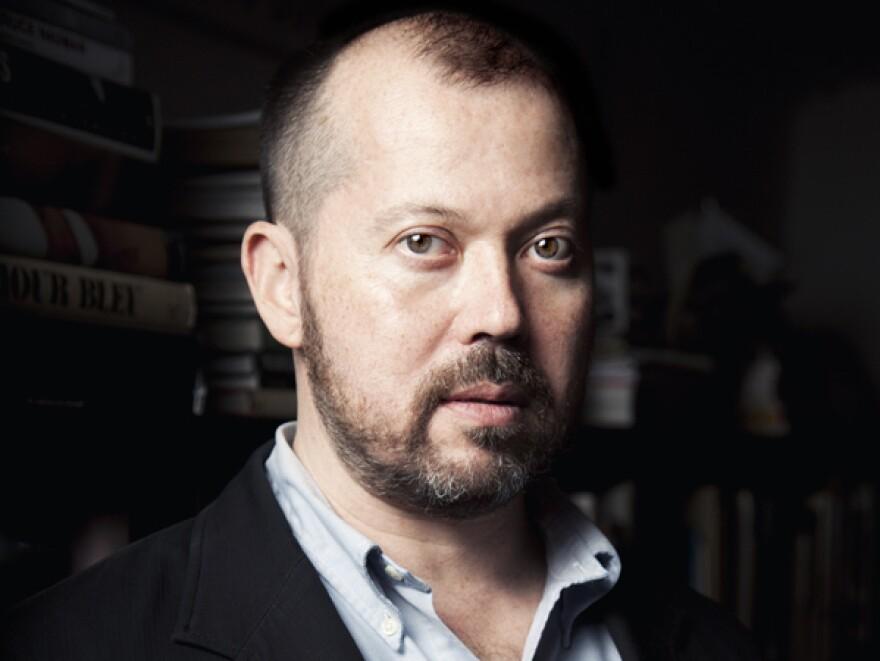 Alexander Chee's debut novel <em>Edinburgh</em> won the Michener/Copernicus Prize in fiction.