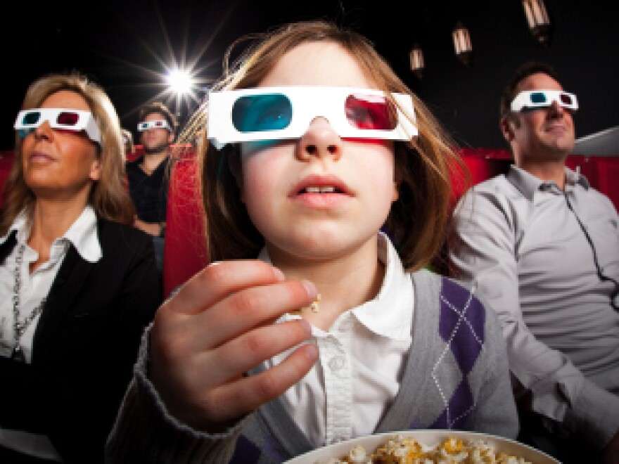 Profits for 3-D movies have been coming in far below projected margins.