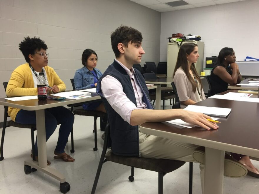 Fort Bend ISD has tried to grow its staff of licensed specialists in school psychology with an aggressive internship program to help meet the soaring demand for special education services.