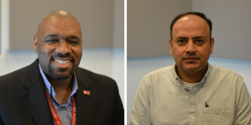 Maurice Dawson and Shaji Kahn, information security professors at UMSL, joined St. Louis on the Air host Don Marsh to discuss cybersecurity.