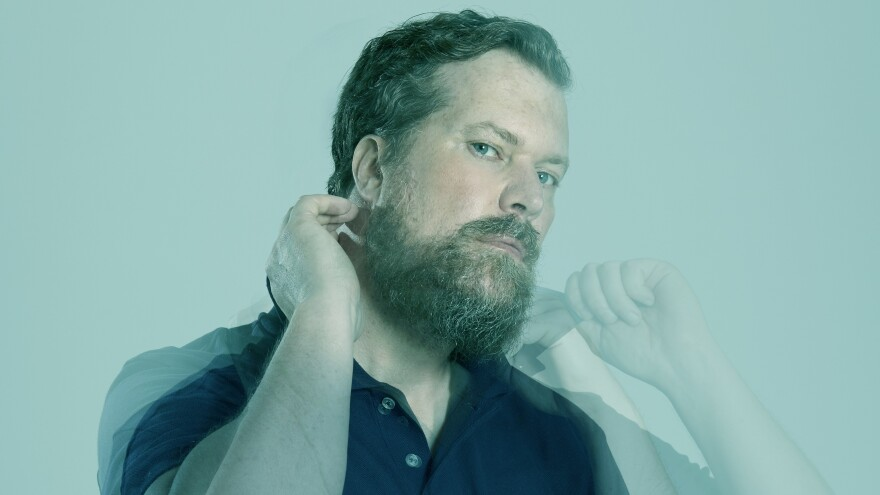 """John Grant says songwriting helped him in a moment when he was staring down oblivion: """"I just felt that I was going to fall apart if I didn't learn to be myself."""""""