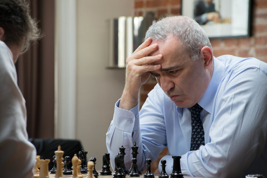 Chess legend champion Garry Kasparov will take a break from retirement to play Fabiano Caruana in the 2019 Chess360 tournament.