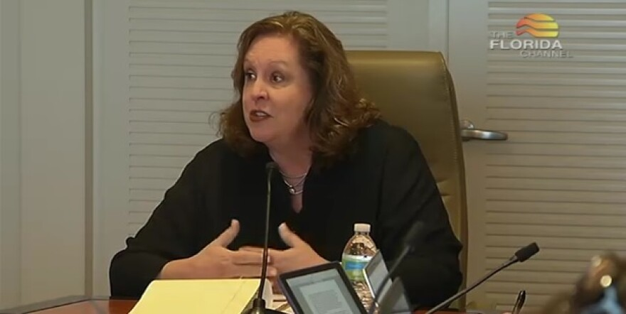 Ninth District circuit judge Alice Blackwell