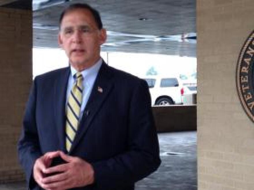 Arkansas Senator John Boozman says he's involved in weekly discussions to develop Senate legislation.