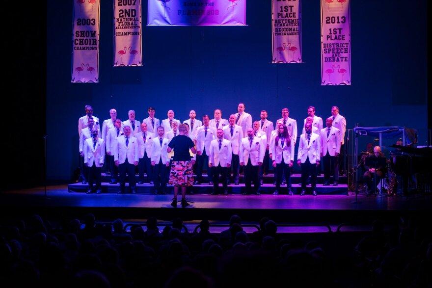 The Dayton Gay Men's Chorus is performing this Saturday.