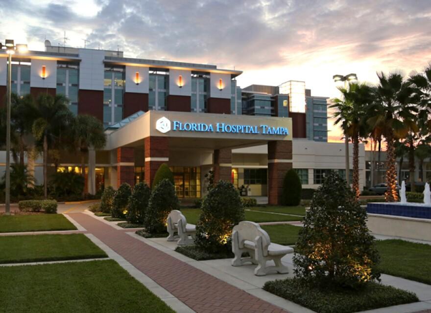 Florida Hospital Tampa.
