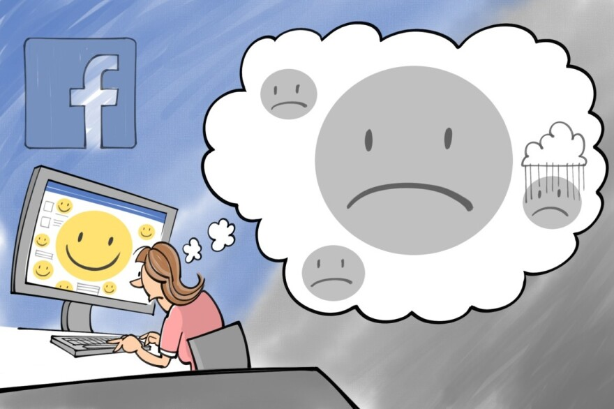 Facebook can be fun, research suggests, except when it stirs up envy or depression.