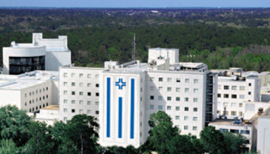 Tallahassee Memorial Hospital is a private hospital, but serves as the region's safety net system.
