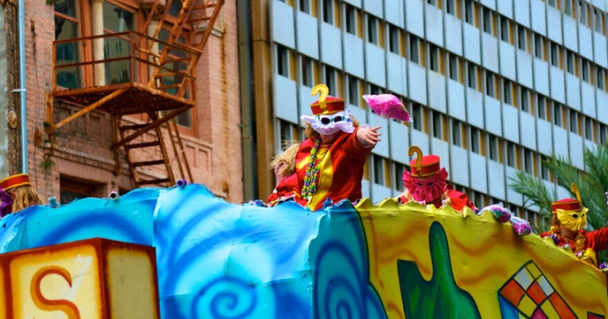 Mardi Gras 2022 is set to roll in New Orleans; officials eyeing parade route changes