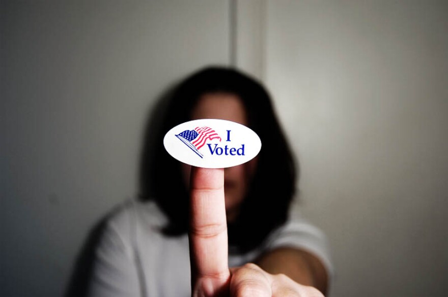 Each week until the election, we'll check in with four Texans who have 33 days to decide who to vote for.