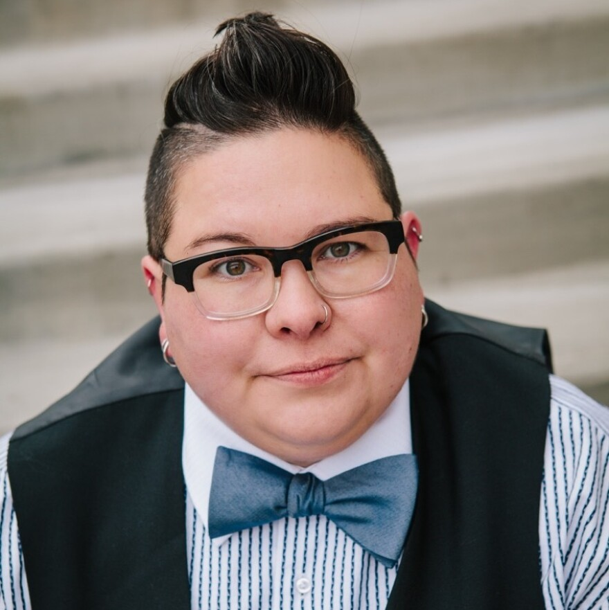 Robyn Henderson-Espinoza is a visiting assistant professor of ethics at the Pacific School of Religion in Berkeley, Calif.