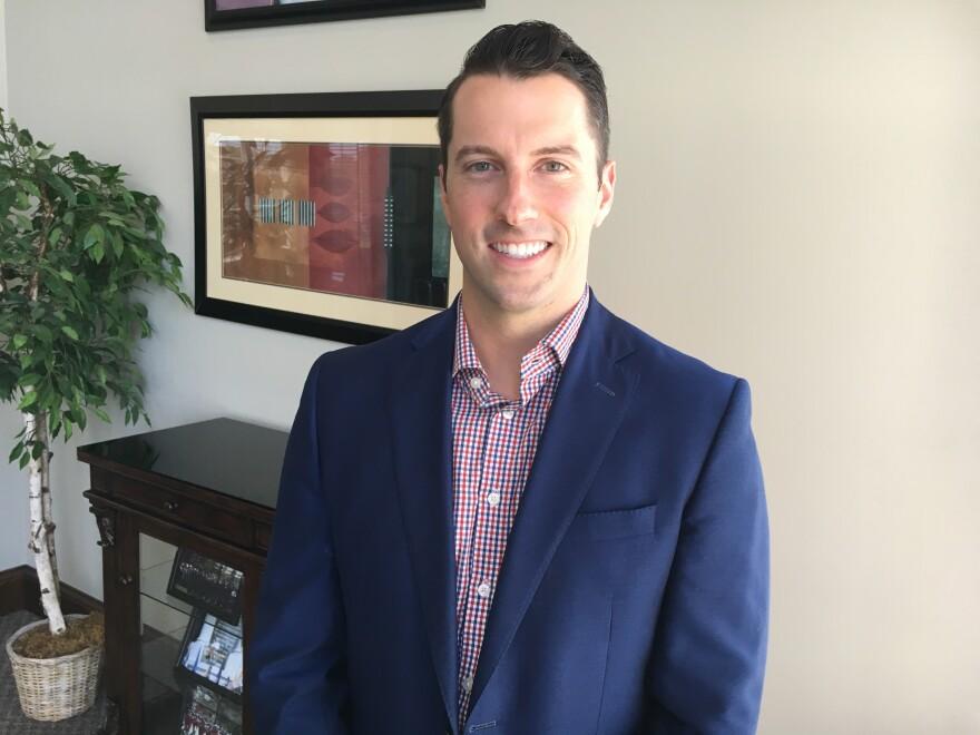 Political consultant and lobbyist Mike Hafner