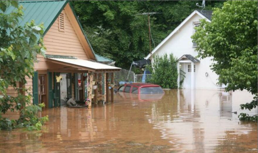 Roane County Floods