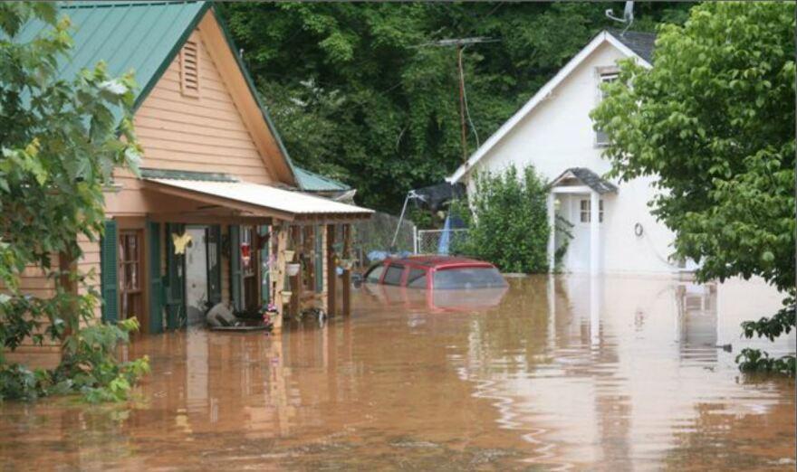 Roane County Floods