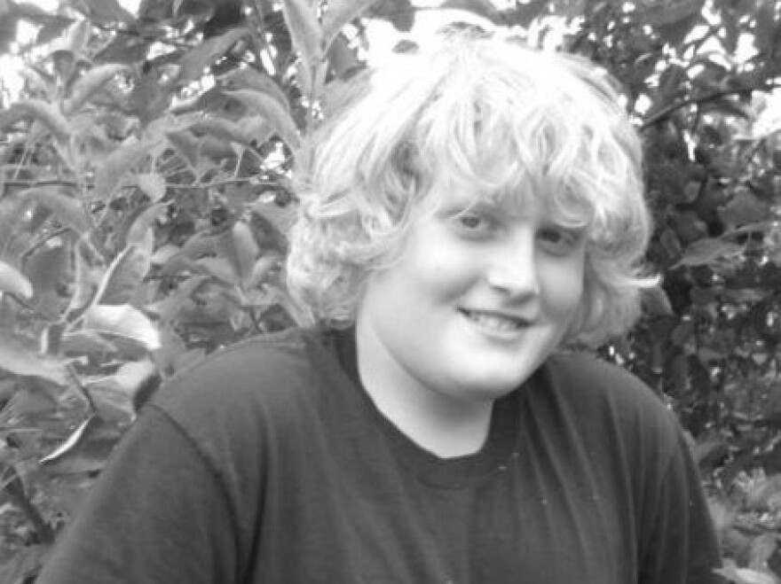 Collin Schuster lived with eating disorders for six years before finding a treatment program designed for boys and men.