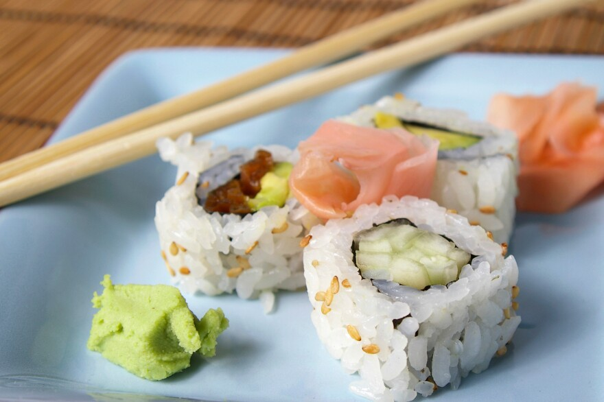 The same nerve receptor that responds to the green paste on your sushi plate is activated by car exhaust, the smoke of a wildfire, tear gas and other chemical irritants.