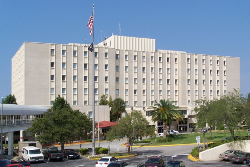 The James A. Haley Veterans Hospital in Tampa is undergoing a $148 million expansion in order to meet the growing demand for veteran health care in Florida.