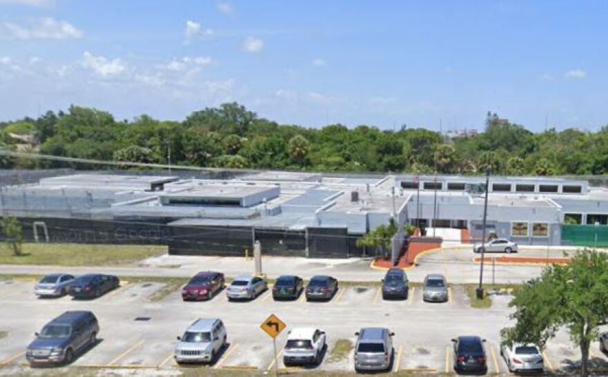 The Broward Regional Juvenile Detention Center