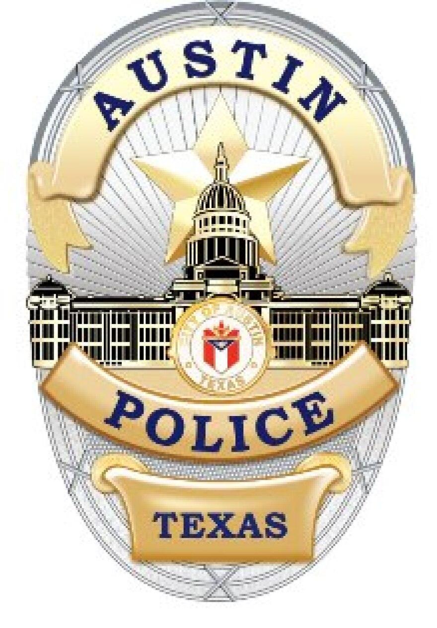 Austin police badge