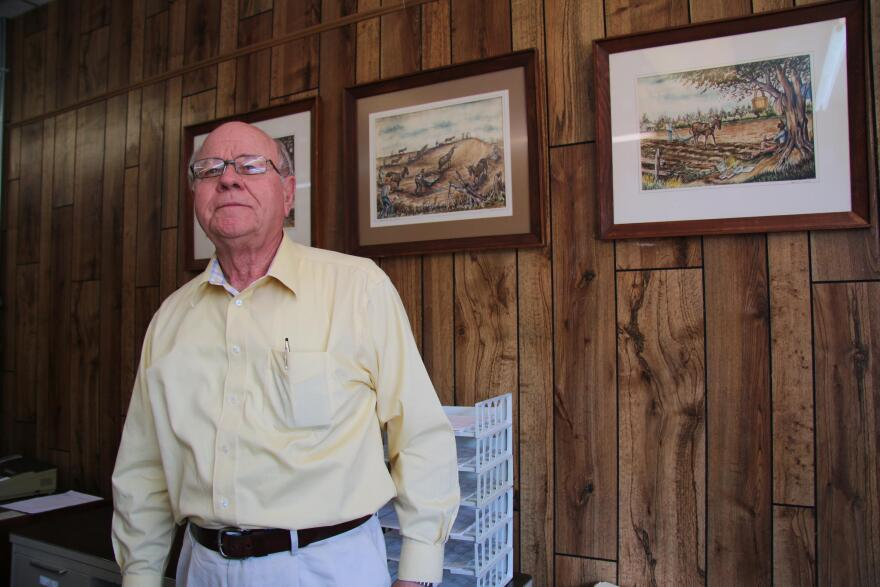 Earl Bullington is an advisor for Focus Bank, which rescued the struggling Pemiscot County Hospital in 2013.