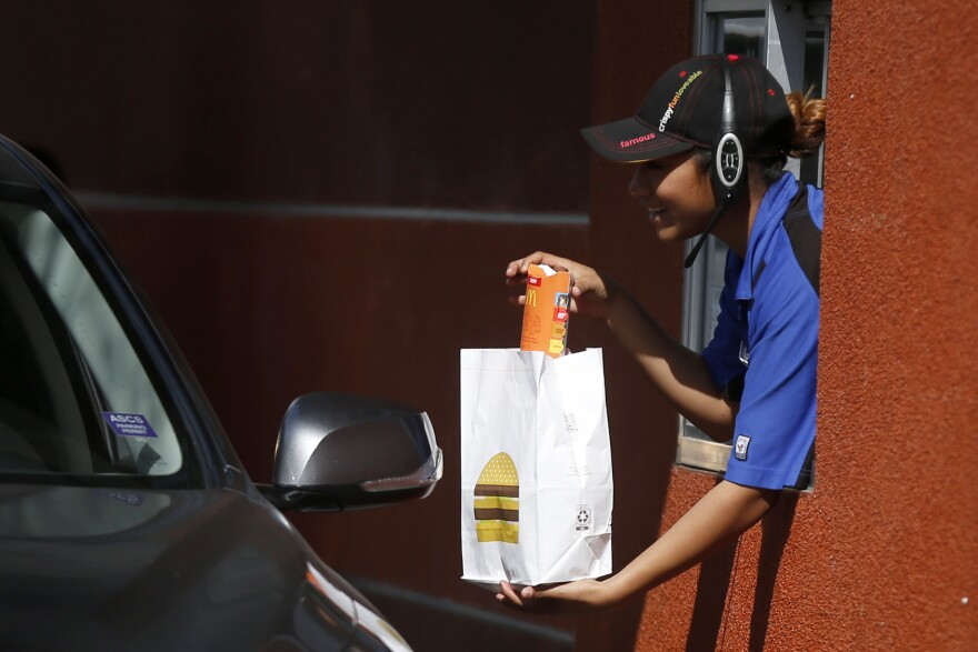 McDonald's announced this week that it will pay workers in its company-owned stores $1 more per hour than the local minimum wage. Wal-Mart, Target and the parent company of Marshalls and TJ Maxx have also promised to boost wages for their lowest-paid workers this year.