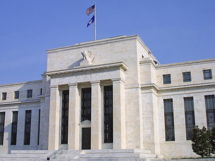 The Federal Reserve's headquarters in Washington, D.C.