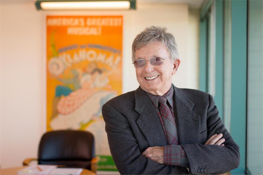Zev Buffman smiling