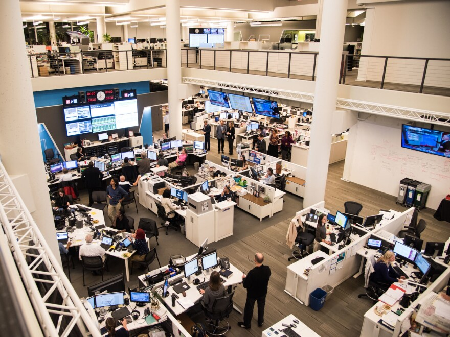 """An outside legal review found a """"perception of a culture at NPR that favors men,"""" in a way that it said many employees believe """"can foster harassment and bullying."""""""