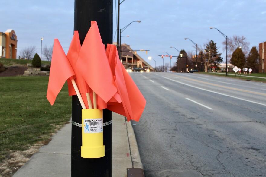 photo of Crosswalk Bucket