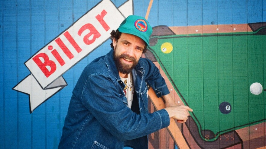 Jonny Fritz's third solo album, after two under the alias Jonny Corndawg, is called <em>Dad Country.</em>